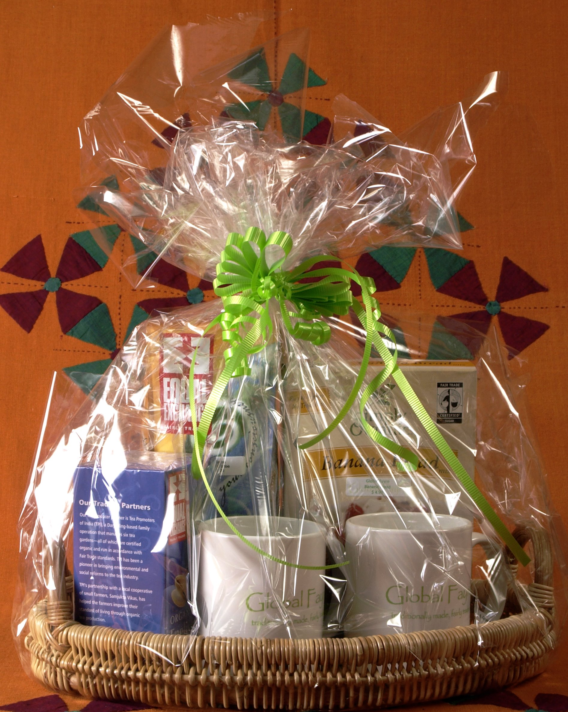 Holiday Gift Baskets Global Fayre