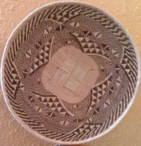 Zimbabwe Binga Basket (Large)