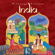 India - the CD and book