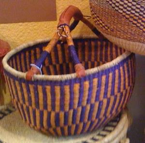 Bolga Market Basket from Ghana