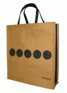 Jute Tote from Freeset