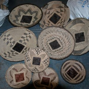 Tonga Baskets from Zambia